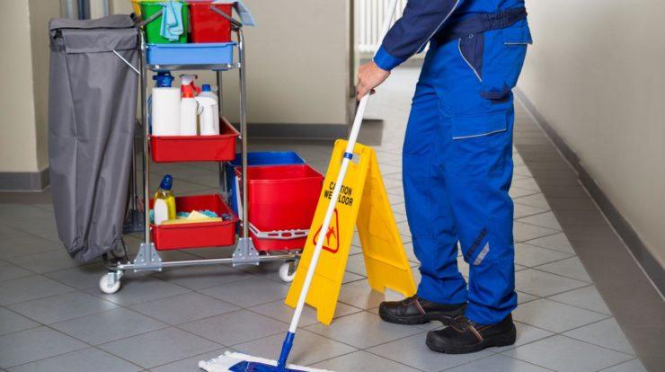 entreprise nettoyage professionnelle